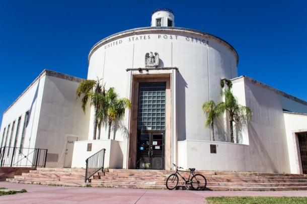 Virginia Duran Blog- Miami- The Best Art Deco Architecture- US Post Office