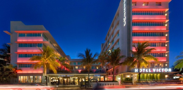 Virginia Duran Blog- Miami- The Best Art Deco Architecture- Victor Hotel by L. Murray Dixon, renovation by Perkins + Will