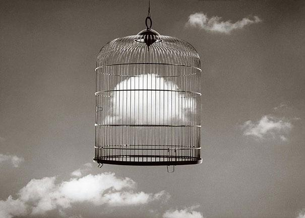 Virginia Duran Blog- Surreal Photography- Chema Madoz- Jaula