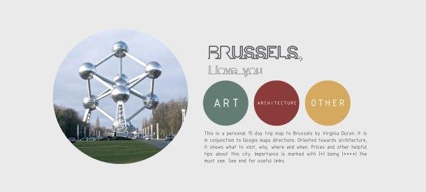 Virginia Duran Blog- Brussels Architecture Guide 2017 PDF