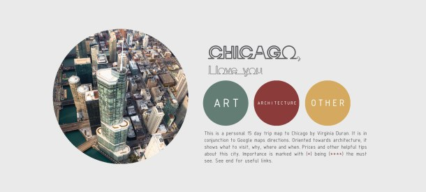 Virginia Duran Blog- Chicago Architecture Guide 2017 PDF