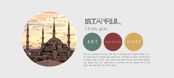 Virginia Duran Blog- Istanbul Architecture Guide 2017 PDF