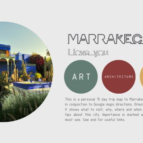 The Free Architecture Guide of Marrakech(PDF)