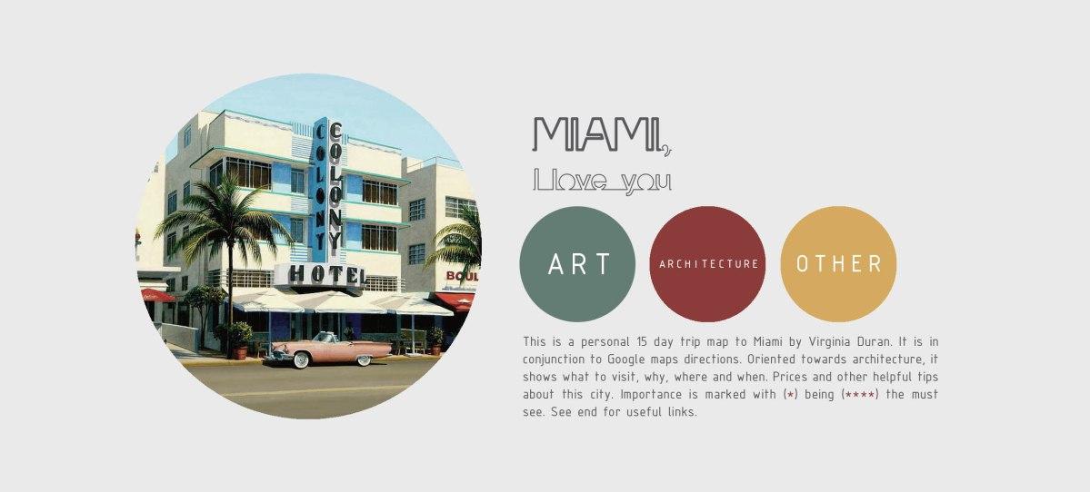 The Free Architecture Guide of Miami (PDF)
