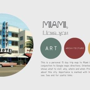 The Free Architecture Guide of Miami(PDF)