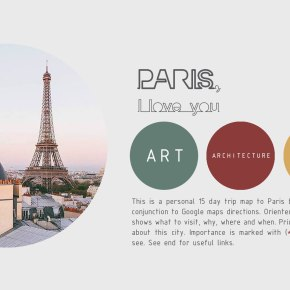 The Free Architecture Guide of Paris(PDF)