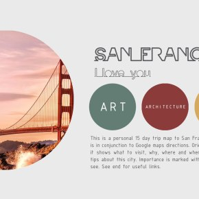 The Free Architecture Guide of San Francisco(PDF)