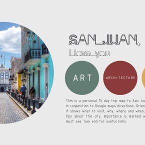 The Free Architecture Guide of San Juan (PDF)