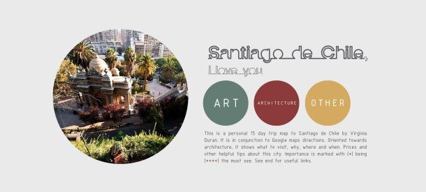 Virginia Duran Blog- Santiago de Chile Architecture Guide 2017