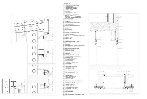 Virginia Duran Blog- Spanish Architecture- 2- Guadalajara- Escuela de Artes de Guadalajara by BN Asociados- Detail- HEB