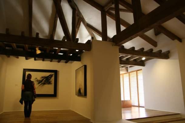 Virginia Duran Blog- Spanish Architecture- 3- Cuenca- Casas Colgantes- Museo de Arte Abstracto Español