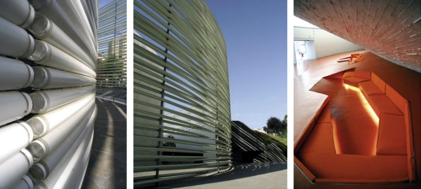 Virginia Duran Blog- Spanish Architecture- Badajoz- Palacio de Congresos Selgas Cano-Details