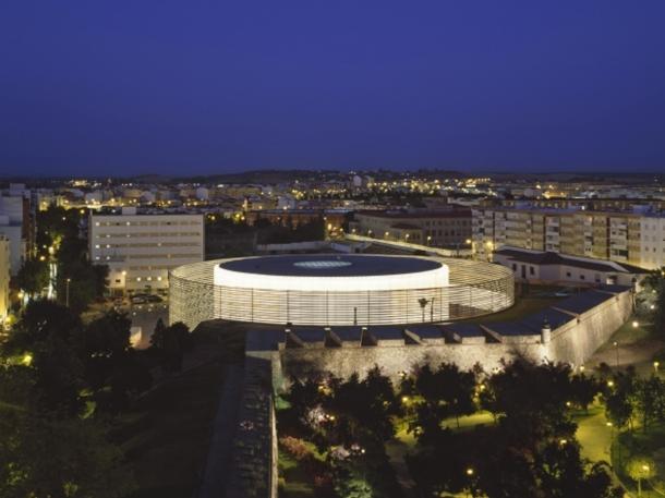 Virginia Duran Blog- Spanish Architecture- Badajoz- Palacio de Congresos Selgas Cano