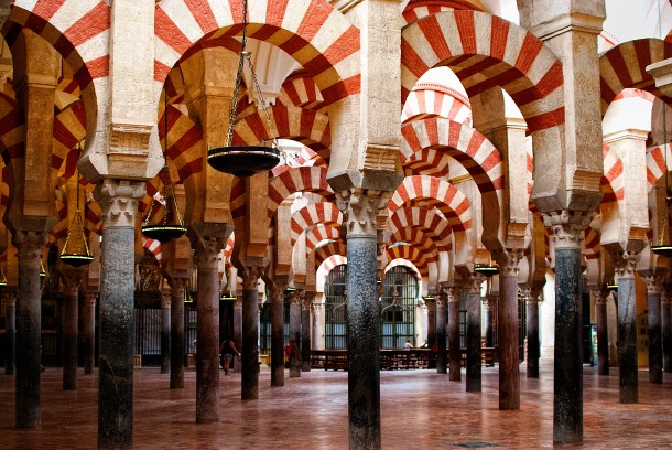 Virginia Duran Blog- Spanish Architecture- Cordoba- Mezquita- Interior