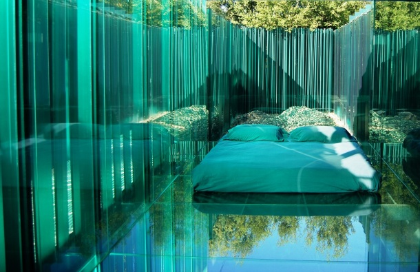 Virginia Duran Blog- Spanish Architecture- Girona- Les Cols Pavilions- RCR Arquitectes