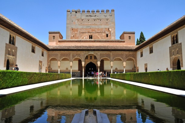 Virginia Duran Blog- Spanish Architecture- Granada- Alhambra-