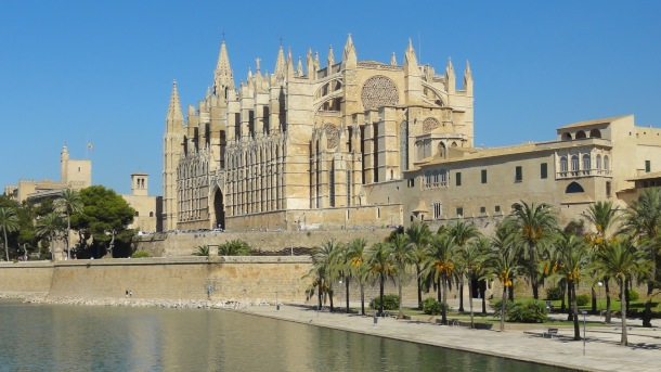 Virginia Duran Blog- Spanish Architecture- Islas Baleares- Catedral Palma de Mallorca