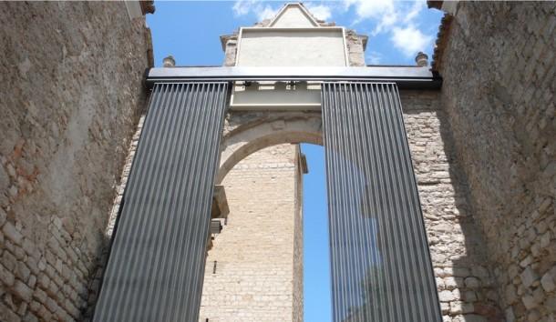 Virginia Duran Blog- Spanish Architecture- Jaen- Raudal de la Magdalena- CUAC Arquitectos- Access