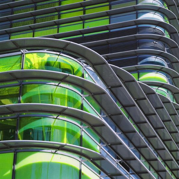Virginia Duran Blog- Spanish Architecture- Las Palmas- Plaza y Torre Woermann, Las Palmas de Gran Canaria - Abalos y Herreros- Corner