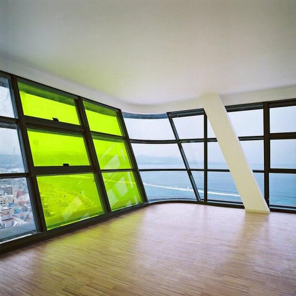 Virginia Duran Blog- Spanish Architecture- Las Palmas- Plaza y Torre Woermann, Las Palmas de Gran Canaria - Abalos y Herreros- Interior