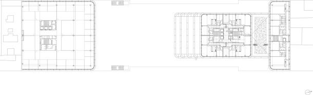 Virginia Duran Blog- Spanish Architecture- Las Palmas- Plaza y Torre Woermann, Las Palmas de Gran Canaria - Abalos y Herreros- Plan