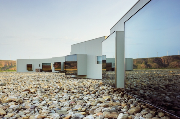 Virginia Duran Blog- Spanish Architecture- Navarra- Aire de Bárdenas- Emiliano López & Mónica Rivera Arquitectos