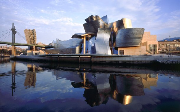 Virginia Duran Blog- Spanish Architecture- Vizcaya- Guggenheim Museum- Gehry