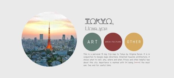 Virginia Duran Blog- Tokyo Architecture Guide 2017