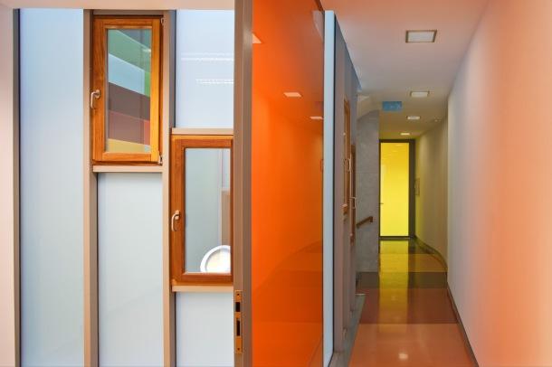 Virginia Duran Blog- Spanish Architecture- Avila- Casa Juventud- BmasC Arquitectos- interior