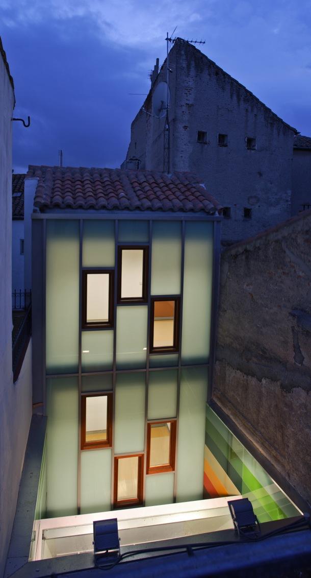 Virginia Duran Blog- Spanish Architecture- Avila- Casa Juventud- BmasC Arquitectos