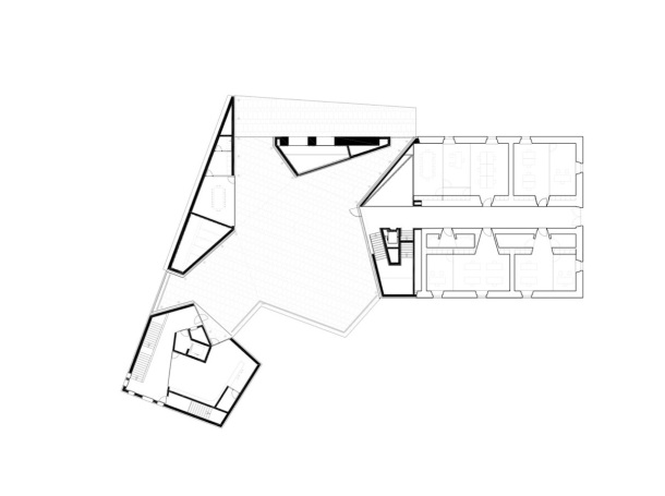 Virginia Duran Blog- Spanish Architecture- Burgos- Oficinas Ribera del Duero by Estudio Barozzi Veiga- Floor plan