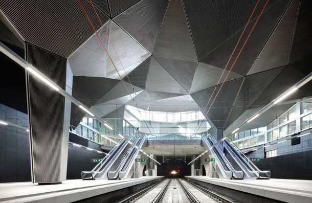 Virginia Duran Blog- Spanish Architecture- La Rioja- Estación de Trenes de Alta Velocidad en Logroño by Ábalos + Sentkiewicz arquitectos- Interior