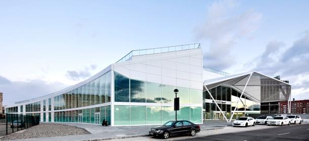 Virginia Duran Blog- Spanish Architecture- La Rioja- Estación de Trenes de Alta Velocidad en Logroño by Ábalos + Sentkiewicz arquitectos