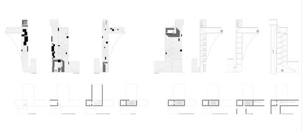 Virginia Duran Blog- Spanish Architecture- Lugo- Ribadadeo Accesible- Abalos Arquitectos- Floor plan- section-elevations