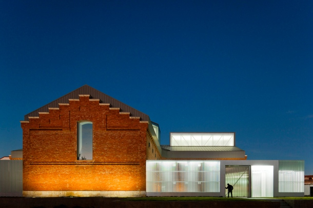 Virginia Duran Blog- Spanish Architecture- Palencia- Centro Cívico Cultural de Palencia by EXIT Architects