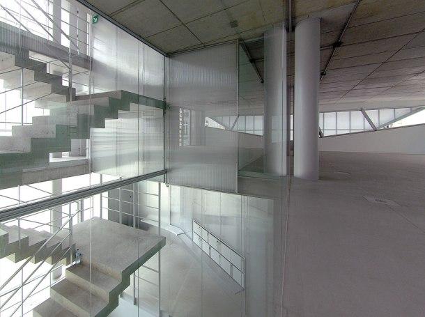 Virginia Duran Blog- Spanish Architecture- Pontevedra- Colegio de Arquitectos de Vigo- Interior