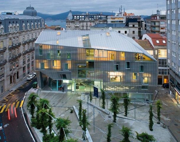Virginia Duran Blog- Spanish Architecture- Pontevedra- Colegio de Arquitectos de Vigo