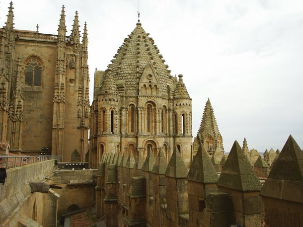 Virginia Duran Blog- Spanish Architecture- Salamanca- Cathedral-Cimborrio