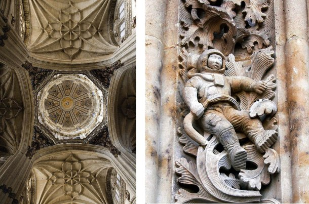 Virginia Duran Blog- Spanish Architecture- Salamanca- Cathedral