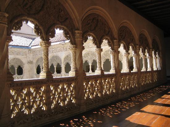 Virginia Duran Blog- Spanish Architecture- Valladolid- Museo Nacional de Escultura- Nieto + Sobejano- Cloister
