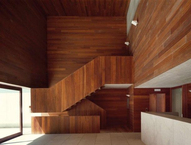 Virginia Duran Blog- Spanish Architecture- Valladolid- Museo Nacional de Escultura- Nieto + Sobejano- Interior