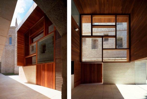 Virginia Duran Blog- Spanish Architecture- Valladolid- Museo Nacional de Escultura- Nieto + Sobejano-