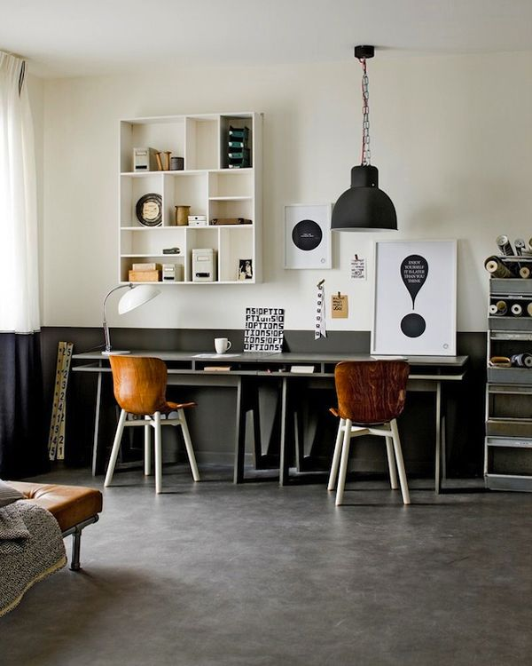 Virginia Duran Blog- Design- Inspirational Working Spaces-10