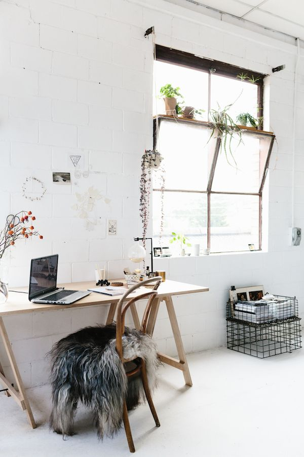 Virginia Duran Blog- Design- Inspirational Working Spaces-5