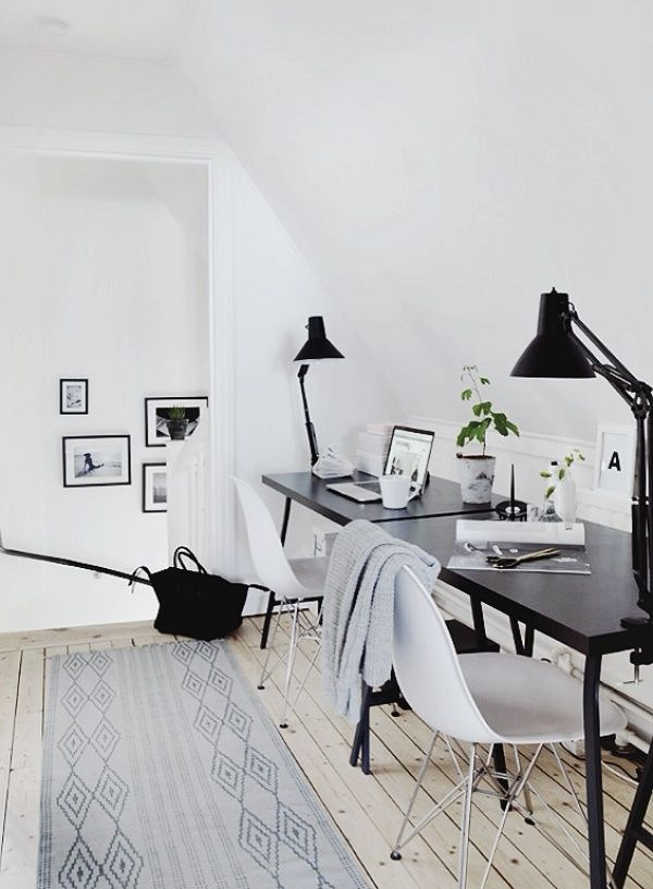 Virginia Duran Blog- Design- Inspirational Working Spaces-6