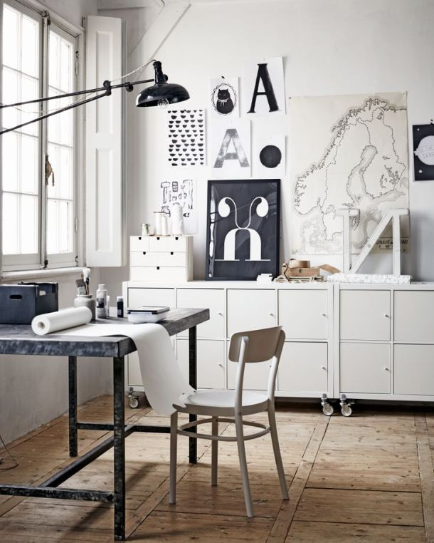 Virginia Duran Blog- Design- Inspirational Working Spaces