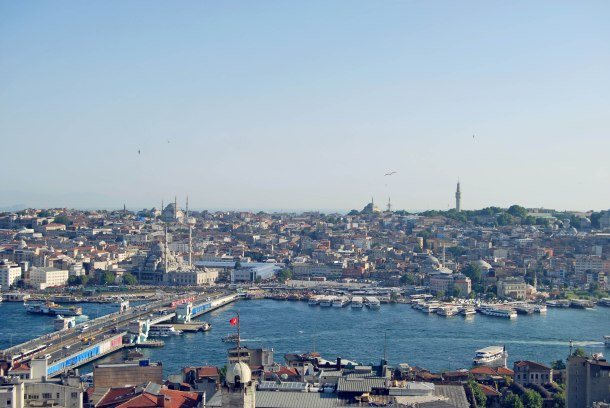 Virginia Duran Blog- 10 Sites To Take The Best Skyline Pictures in Istanbul-Galata Tower