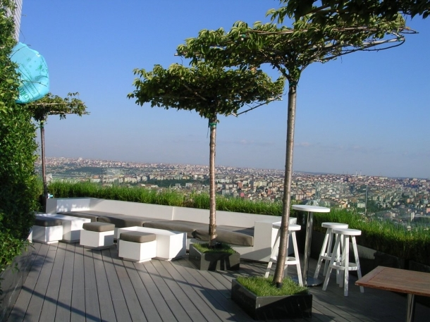 Virginia Duran Blog- 10 Sites To Take The Best Skyline Pictures in Istanbul- The Marmara Pera Hotel- Mikla