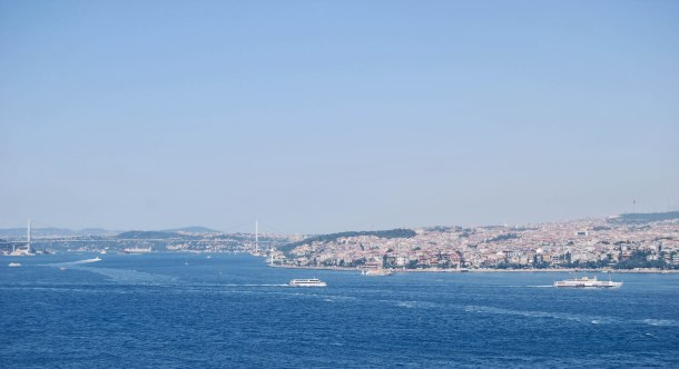 Virginia Duran Blog- 10 Sites To Take The Best Skyline Pictures in Istanbul- Topkapi Palace- Bosphorus
