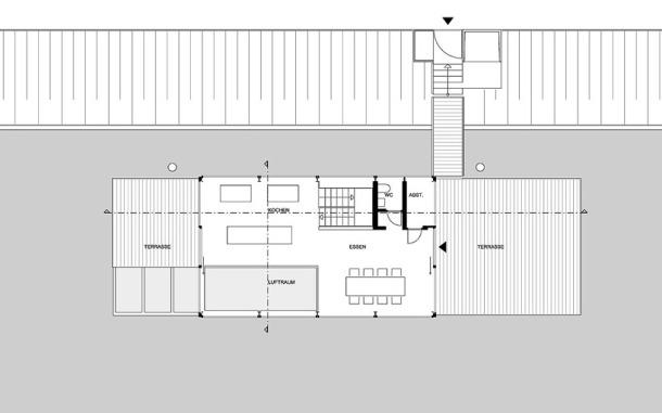 Virginia Duran Blog- Floating Homes- Houseboat On The Eilbek Canal by Sprenger Von Der Lippe- Floor Plan
